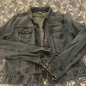 Merona Denim Jacket size medium!
